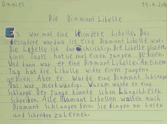 Geschichte von DanielG