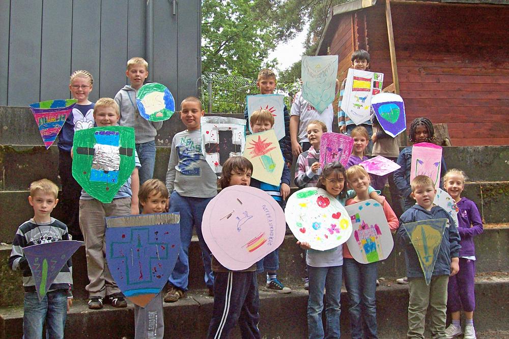 Artikelbild - Kindertheater -Ferienprogramme -Architekturkurse
