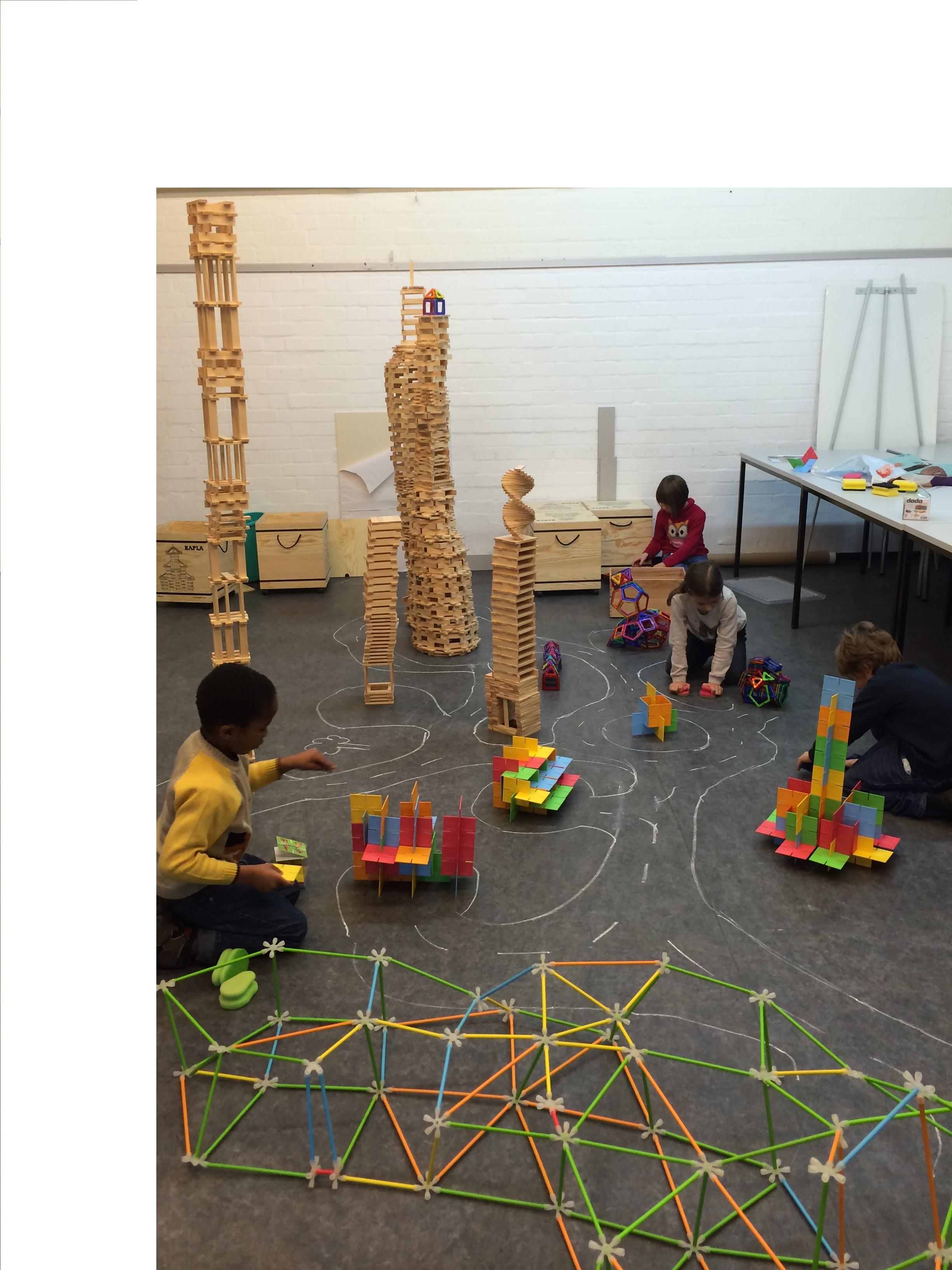 Artikelbild - HOCHFORM – Architektur für Kinder